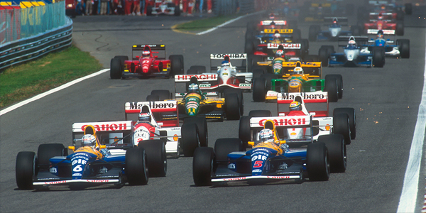 F1's future needs to be loud and lairy