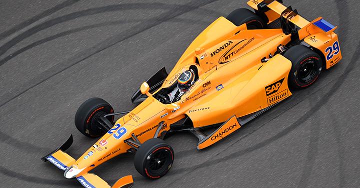 Indy 500 practice live