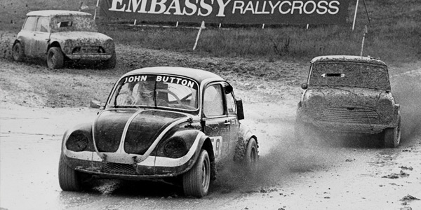 The mad world of rallycross