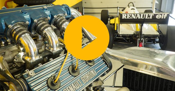 Renault F1 at 40