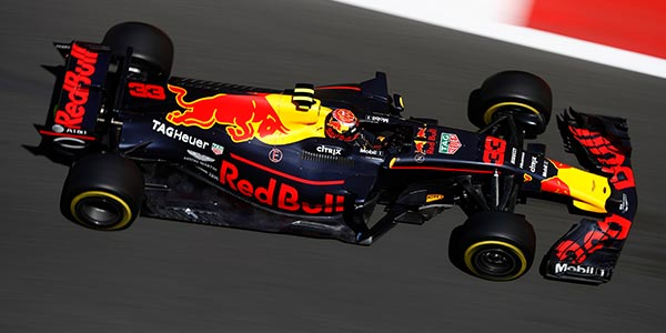 The secrets of Verstappen's speed