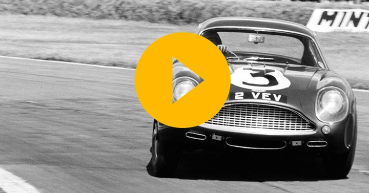 A history of Aston Martin Racing   How to Drive, episode two