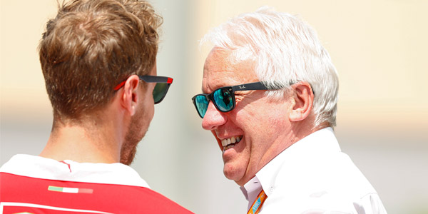 Charlie Whiting– Finish Line