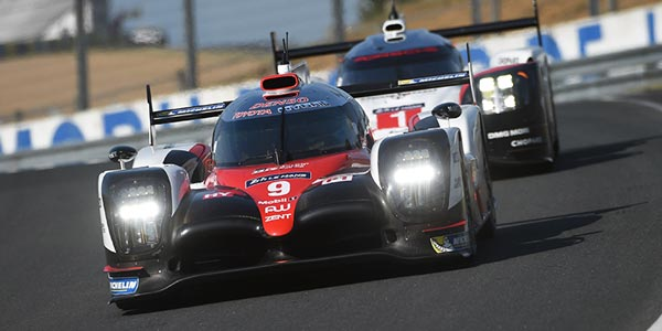 WEC and WTCC shake-ups confirmed