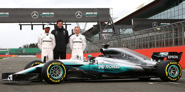 McLaren, Toro Rosso and Mercedes set launch dates