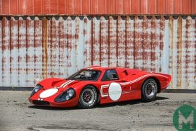 Gallery: ex-Revson/Brabham 1967 Ford GT40