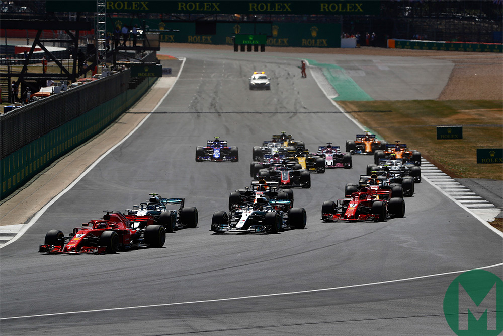 2018 British Grand Prix report