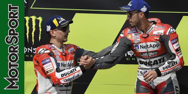 Rider insight with Freddie Spencer: Brno