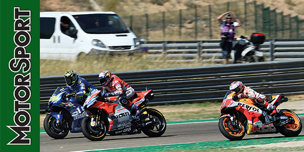 Rider insight with Freddie Spencer: Aragón MotoGP
