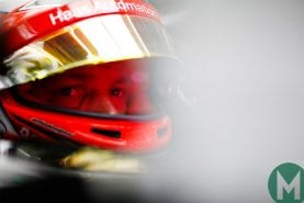 Kevin Magnussen: Robust, ruthless and uncompromising