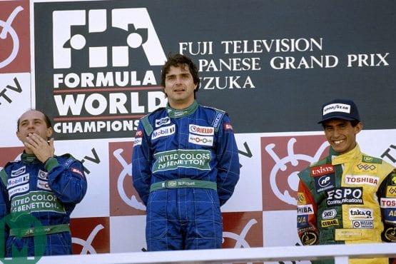 Suzuki makes history at Suzuka