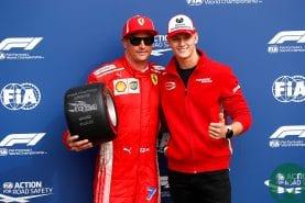 Mick Schumacher becomes Ferrari F1 young driver