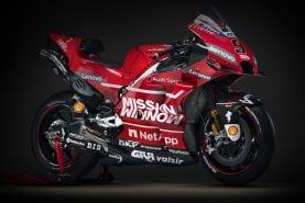 Gallery: Ducati unveils 2019 MotoGP bike