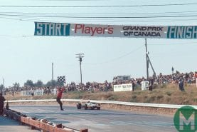 Updated: Ickx and Rindt's BT26 on sale