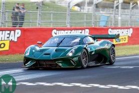 Watch: Brabham sets Bathurst record