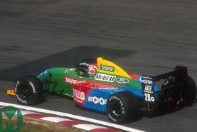 F1 cars to star at Donington Historic Festival