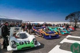 Watch the Porsche 917 Members' Meeting parade