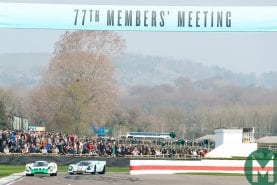 Watch Goodwood Members' Meeting highlights