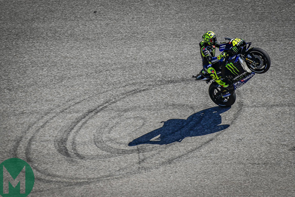 Rossi COTA 2019 MotoGP