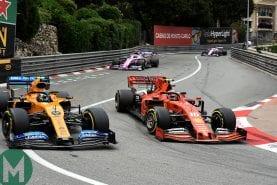 Leclerc channelled Villeneuve at Monaco…