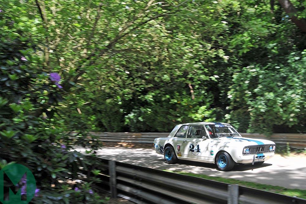 Doubleday Cortina at 2019 Crystal Palace Sprint