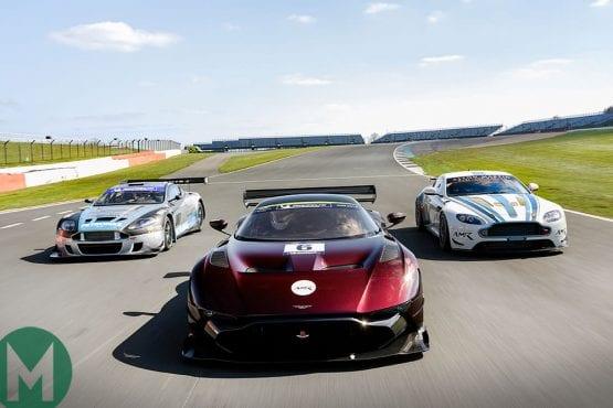 Aston Martin to star at Silverstone Classic