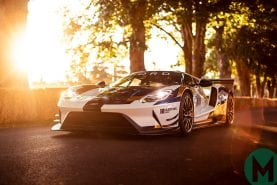 Ford unveils its no-limits GT Mk II 700bhp track-only supercar