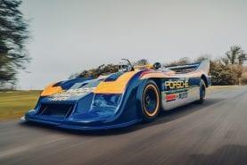 Porsche's 1500bhp Can-Am weapon