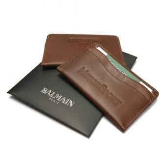 Product image for Wallet | Genuine Leather | Motor Sport