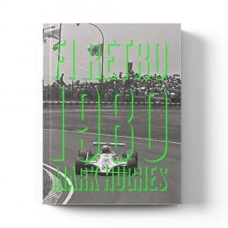Product image for F1 Retro: 1980 | Mark Hughes | Book | Hardback