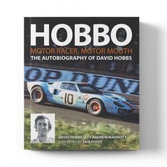 Product image for Hobbo: Motor Racer | David Hobbs | Book | Hardback