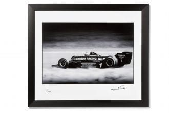 Product image for Mario Andretti -  Lotus 79 - 1986 | Steve Theo | Limited Edition | Signed by Driver