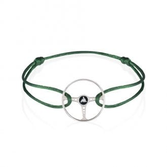 Product image for Steering Wheel - Revival | British Green Racing | MSM Edition |Bracelet