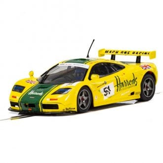 Product image for McLaren F1 GTR - Harrods   LeMans - 1995   Scalextric