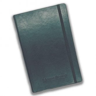 Product image for A5 Notebook | Racing Green | Motor Sport