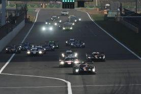 Motor sport video highlights, November 11