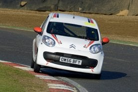 From LA to a wet Brands Hatch: 'World's Fastest Gamer' transfers to the track