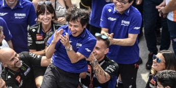 How Yamaha is digging itself out of the doldrums and reviving Valentino Rossi