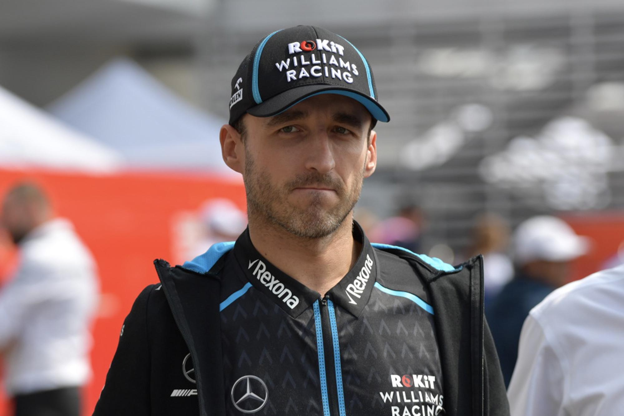 Robert Kubica will join Alfa Romeo in 2020