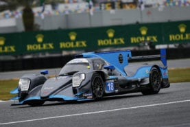 New LMDh prototype car will compete for victory at Le Mans and Daytona