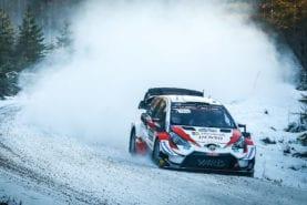 Motor sport video highlights, February 18