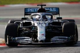 'Teams will need half a season to copy Mercedes DAS steering system'