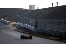 """Zandvoort banking will """"be scary to drive"""" says circuit designer"""