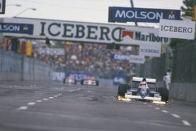 Alesi vs Senna: the battle for victory in Phoenix