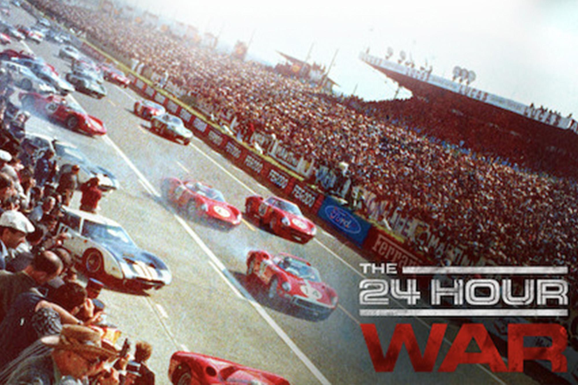 24 Hour War poster