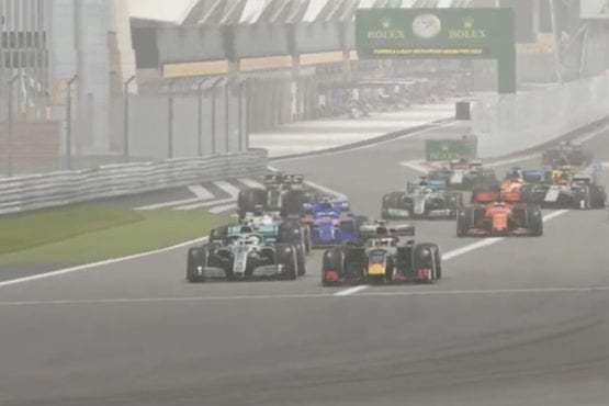 Renault's Zhou wins Formula 1's chaotic first-ever Virtual Grand Prix