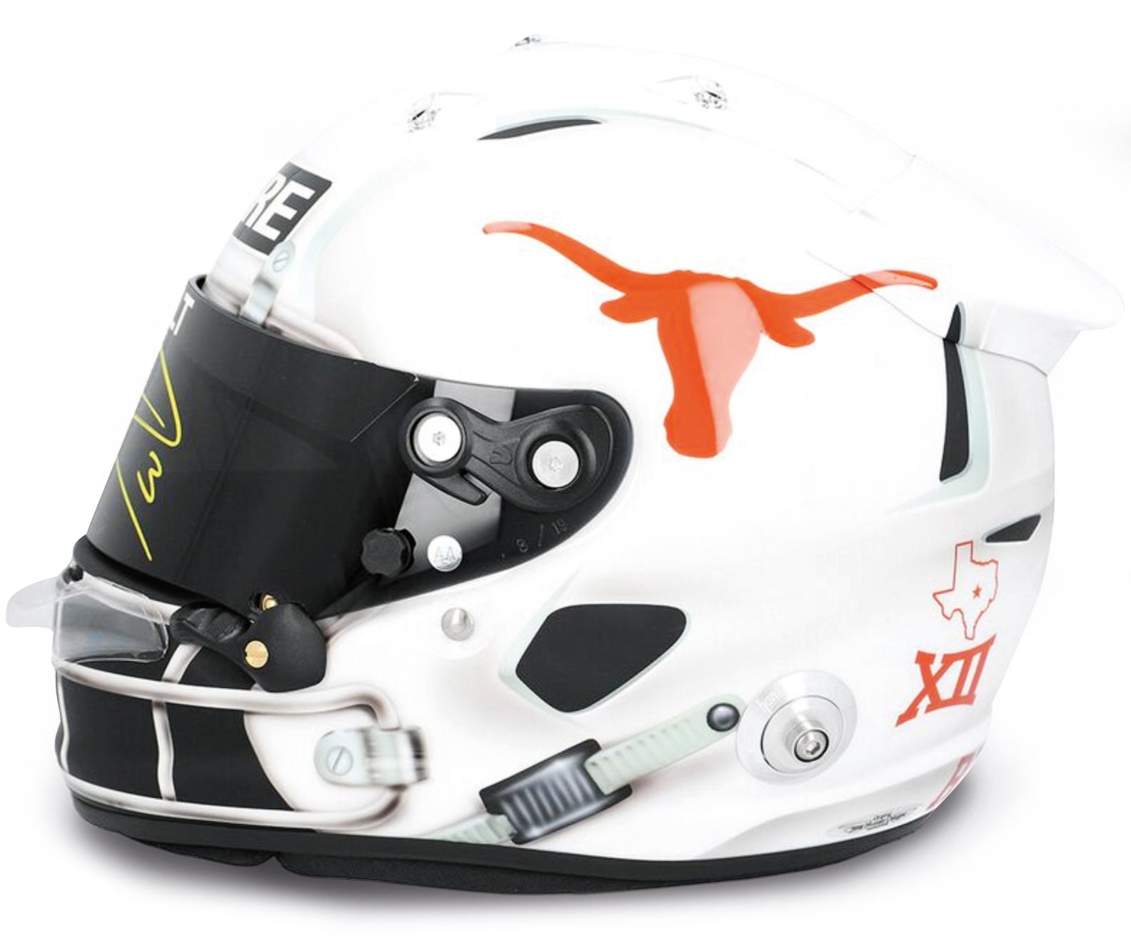 Ricciardo helmet 1