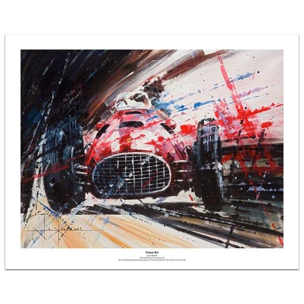 HCA John Ketchell Ferrari 1951 GP