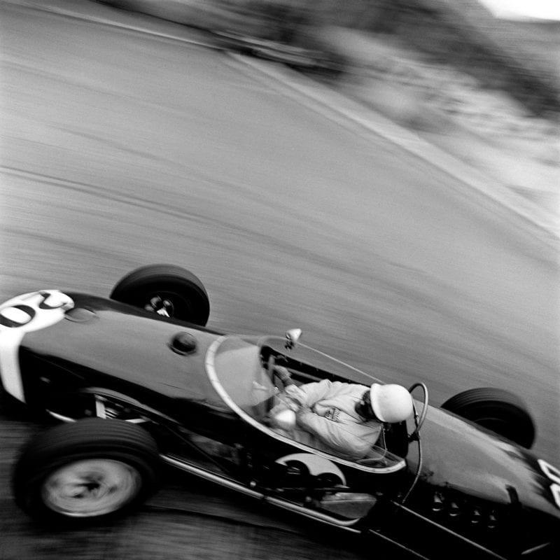 Moss 1961 Monaco GP