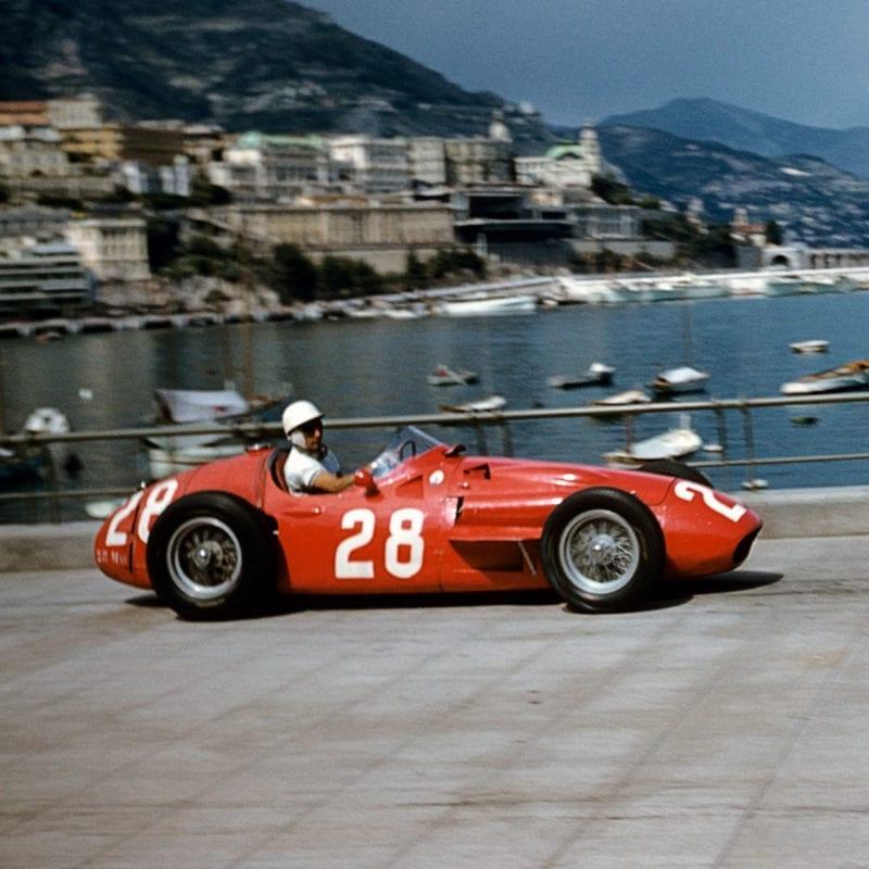 Stirling Moss Monaco square